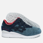 Кроссовки ASICS Gel-Lyte III XMAS Pack Blue Mirage/Indian Ink фото- 1