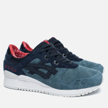 Кроссовки ASICS Gel-Lyte III XMAS Pack Blue Mirage/Indian Ink фото- 2