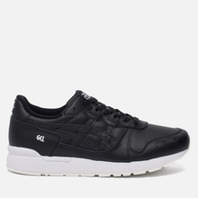 Кроссовки ASICS Gel-Lyte Leather Black/Black фото- 0