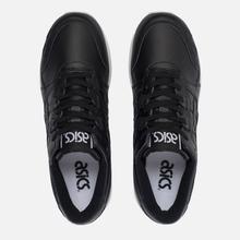 Кроссовки ASICS Gel-Lyte Leather Black/Black фото- 1