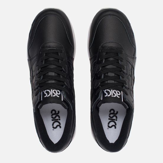 Кроссовки ASICS Gel-Lyte Leather Black/Black