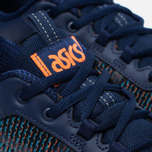 Кроссовки ASICS Gel-Lyte Runner Chameleoid Mesh Pack Black/Medieval Blue фото- 3