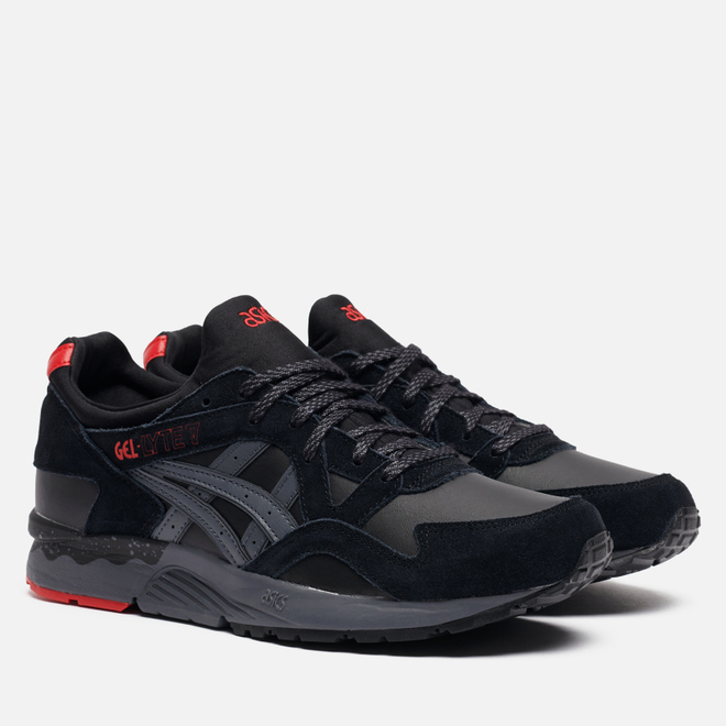 Кроссовки ASICS Gel-Lyte V Black/Carrier Grey