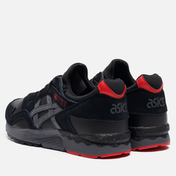 Мужские кроссовки ASICS Gel-Lyte V Black/Carrier Grey