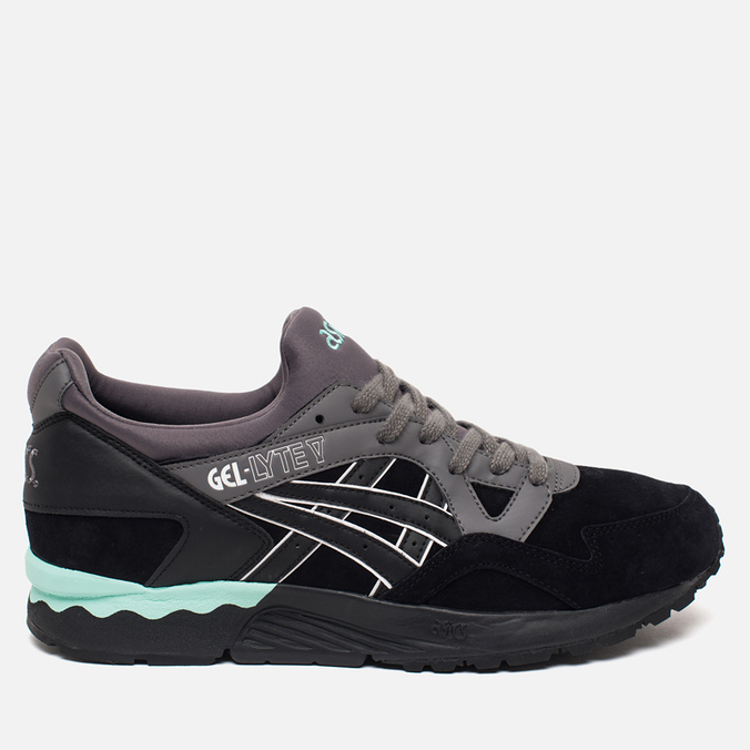 ASICS Gel-Lyte V Casual Lux Pack Sneakers Black/Black