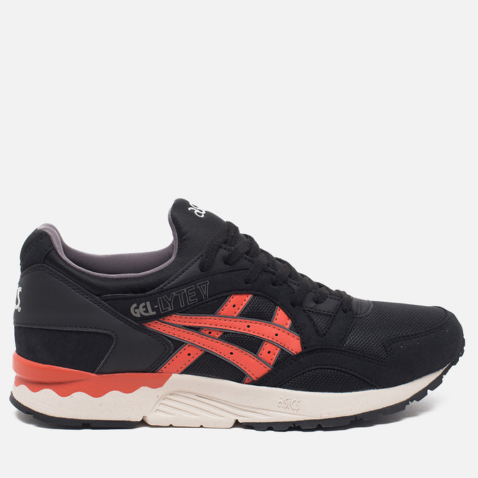 Кроссовки ASICS Gel-Lyte V City Pack Black/Chili