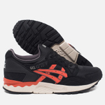 Кроссовки ASICS Gel-Lyte V City Pack Black/Chili фото- 2