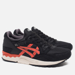 Кроссовки ASICS Gel-Lyte V City Pack Black/Chili фото- 1