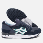 Мужские кроссовки ASICS Gel-Lyte V City Pack Indian Ink/White фото- 2