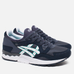 Мужские кроссовки ASICS Gel-Lyte V City Pack Indian Ink/White фото- 1