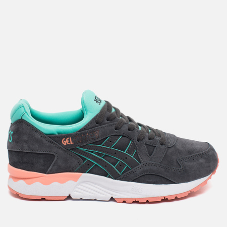 ASICS Gel-Lyte V Women's Sneakers Dark Grey/Mint/Salmon