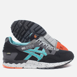Кроссовки ASICS Gel-Lyte V GORE-TEX Black Latigo Bay фото- 2