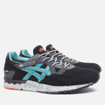 Кроссовки ASICS Gel-Lyte V GORE-TEX Black Latigo Bay фото- 1