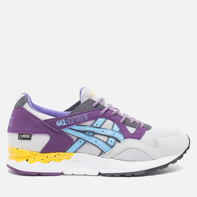 ASICS Gel-Lyte V GORE-TEX Sneakers Soft Grey/Light Grey/Purple