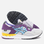 Кроссовки ASICS Gel-Lyte V GORE-TEX Soft Grey/Light Grey/Purple фото- 2