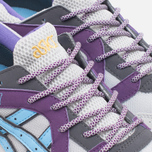 Кроссовки ASICS Gel-Lyte V GORE-TEX Soft Grey/Light Grey/Purple фото- 4