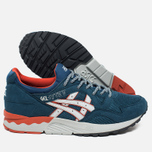 Кроссовки ASICS Gel-Lyte V Legion Blue/Soft Grey фото- 2