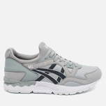 Кроссовки ASICS Gel-Lyte V Light Grey/Dark Blue фото- 0