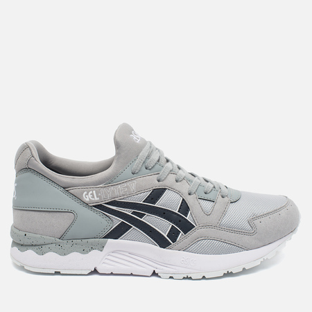 ASICS Gel-Lyte V Light Sneakers Grey/Dark Blue