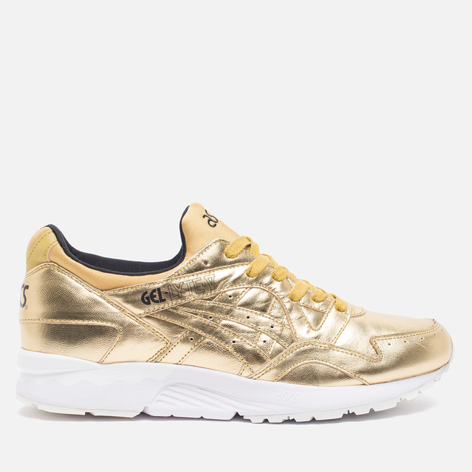 Кроссовки ASICS Gel-Lyte V Liquid Metal Pack Gold/Gold