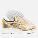 Кроссовки ASICS Gel-Lyte V Liquid Metal Pack Gold/Gold фото- 2