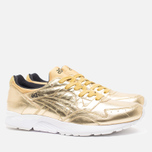 Кроссовки ASICS Gel-Lyte V Liquid Metal Pack Gold/Gold фото- 1