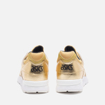 Кроссовки ASICS Gel-Lyte V Liquid Metal Pack Gold/Gold фото- 3