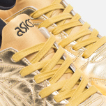 Кроссовки ASICS Gel-Lyte V Liquid Metal Pack Gold/Gold фото- 4
