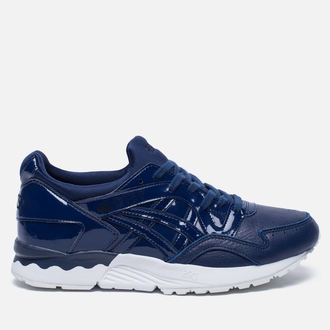 Кроссовки ASICS Gel-Lyte V Polished Pack Indigo Blue/Indigo Blue