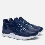 Кроссовки ASICS Gel-Lyte V Polished Pack Indigo Blue/Indigo Blue фото- 1