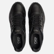 Кроссовки ASICS Gel-Lyte V Pure Pack Leather Triple Black фото- 4