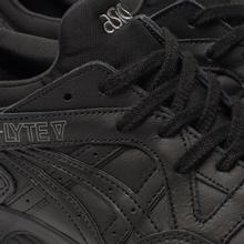 Кроссовки ASICS Gel-Lyte V Pure Pack Leather Triple Black фото- 6