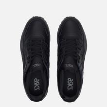 Кроссовки ASICS Gel-Lyte V Pure Pack Leather Triple Black фото- 1