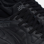 Кроссовки ASICS Gel-Lyte V Pure Pack Leather Triple Black фото- 5