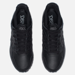 Кроссовки ASICS Gel-Lyte V Pure Pack Leather Triple Black фото- 4