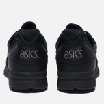 Кроссовки ASICS Gel-Lyte V Pure Pack Leather Triple Black фото- 3