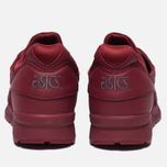 Кроссовки ASICS Gel-Lyte V Pure Pack Leather Triple Burgundy фото- 3