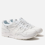 Кроссовки ASICS Gel-Lyte V Pure Pack Leather Triple White фото- 1