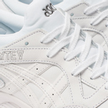 Кроссовки ASICS Gel-Lyte V Pure Pack Leather Triple White фото- 6
