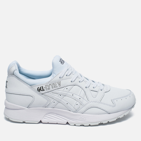 ASICS Gel-Lyte V Pure Pack Leather Sneakers Triple White