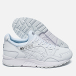 Кроссовки ASICS Gel-Lyte V Pure Pack Leather Triple White фото- 2