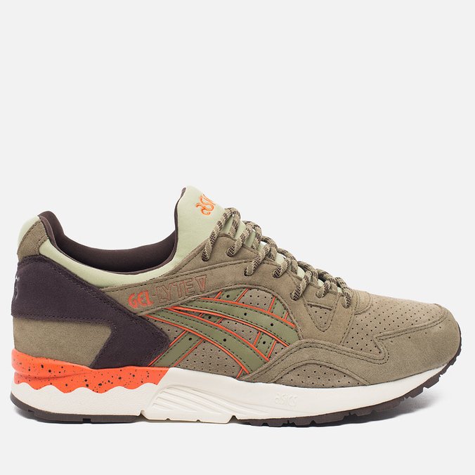 Кроссовки ASICS Gel-Lyte V Scorpion Pack Light Olive
