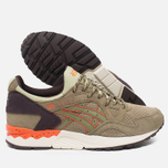 Кроссовки ASICS Gel-Lyte V Scorpion Pack Light Olive фото- 2