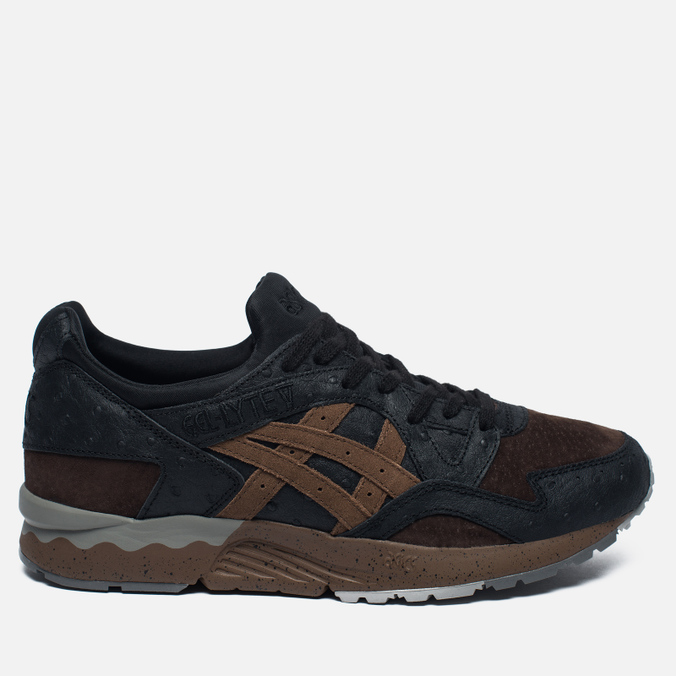 Мужские кроссовки ASICS Gel-Lyte V Tartufo Pack Black/Mid Brown