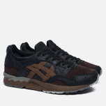 Мужские кроссовки ASICS Gel-Lyte V Tartufo Pack Black/Mid Brown фото- 1