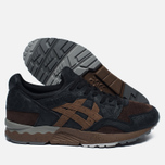 Мужские кроссовки ASICS Gel-Lyte V Tartufo Pack Black/Mid Brown фото- 2