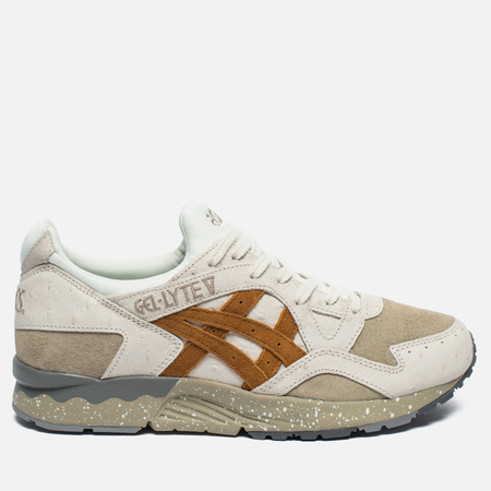 Мужские кроссовки ASICS Gel-Lyte V Tartufo Pack Slight White/Cathay Spice