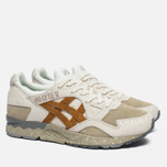 Мужские кроссовки ASICS Gel-Lyte V Tartufo Pack Slight White/Cathay Spice фото- 1