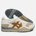 Мужские кроссовки ASICS Gel-Lyte V Tartufo Pack Slight White/Cathay Spice фото- 2