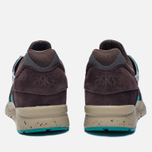 Кроссовки ASICS Gel-Lyte V Trail Pack Viridian Green/Coffee фото- 3